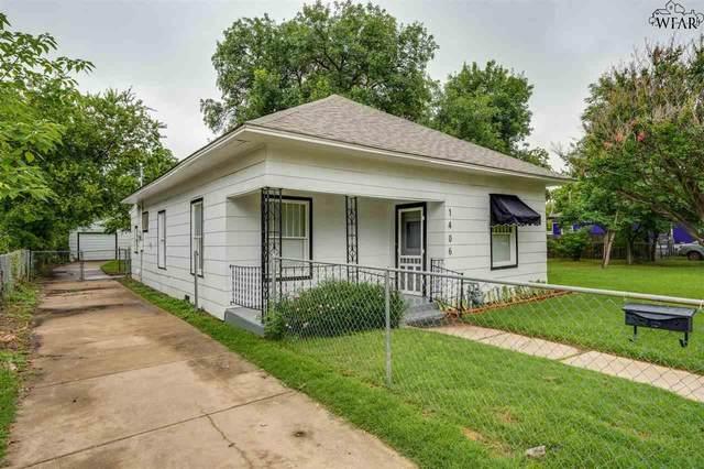 1406 Taylor Street, Wichita Falls, TX 76309 (MLS #161030) :: WichitaFallsHomeFinder.com