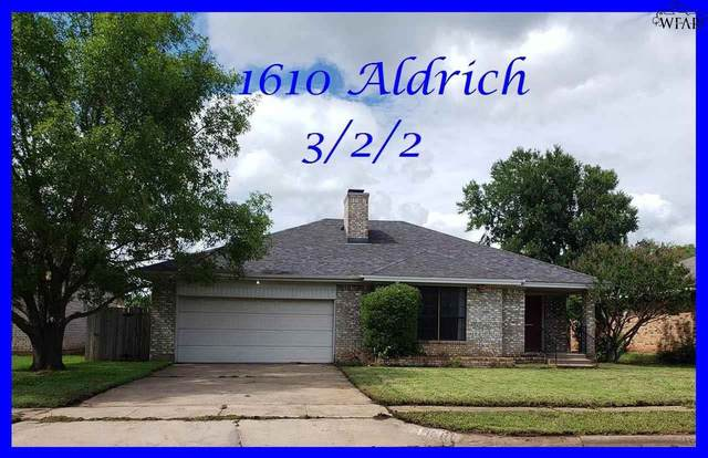 1610 Aldrich Avenue, Wichita Falls, TX 76302 (MLS #161032) :: WichitaFallsHomeFinder.com