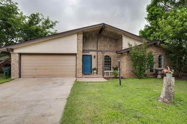 3 Carswell Circle, Wichita Falls, TX 76306 (MLS #161033) :: WichitaFallsHomeFinder.com