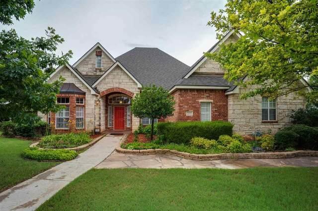 2100 Canyon Ridge Drive, Wichita Falls, TX 76309 (MLS #161036) :: Bishop Realtor Group
