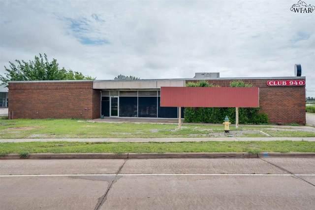 1119 Central Freeway, Wichita Falls, TX 76306 (MLS #161037) :: Bishop Realtor Group