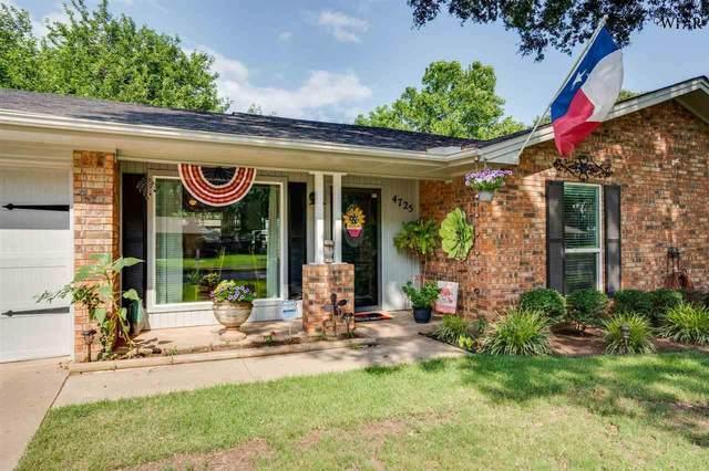 4725 James Street, Wichita Falls, TX 76308 (MLS #161054) :: WichitaFallsHomeFinder.com