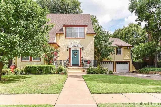 3008 10TH STREET, Wichita Falls, TX 76309 (MLS #161056) :: WichitaFallsHomeFinder.com