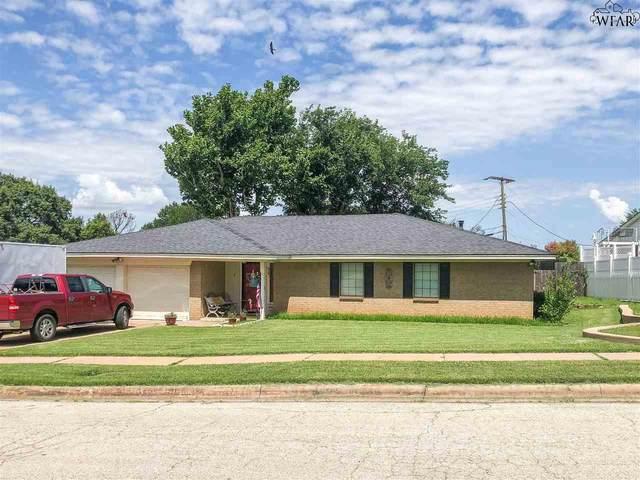 2 Rockcliff Circle, Wichita Falls, TX 76309 (MLS #161057) :: WichitaFallsHomeFinder.com