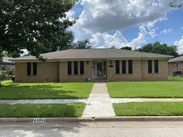 4304 Dehaven Drive, Wichita Falls, TX 76302 (MLS #161064) :: WichitaFallsHomeFinder.com