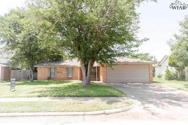 5208 Allegheny Drive, Wichita Falls, TX 76310 (MLS #161074) :: WichitaFallsHomeFinder.com
