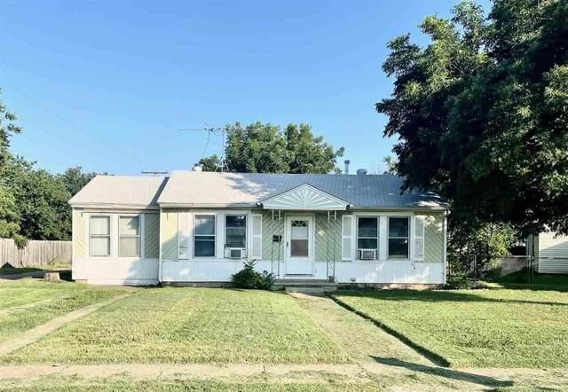4305 Rhea Road, Wichita Falls, TX 76310 (MLS #161094) :: WichitaFallsHomeFinder.com