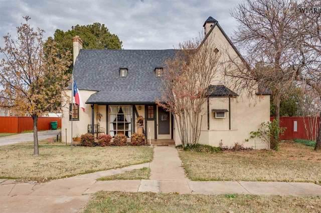 107 W Southland Avenue, Electra, TX 76360 (MLS #161097) :: WichitaFallsHomeFinder.com