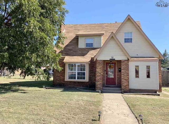 1705 Hayes Street, Wichita Falls, TX 76309 (MLS #161132) :: Bishop Realtor Group