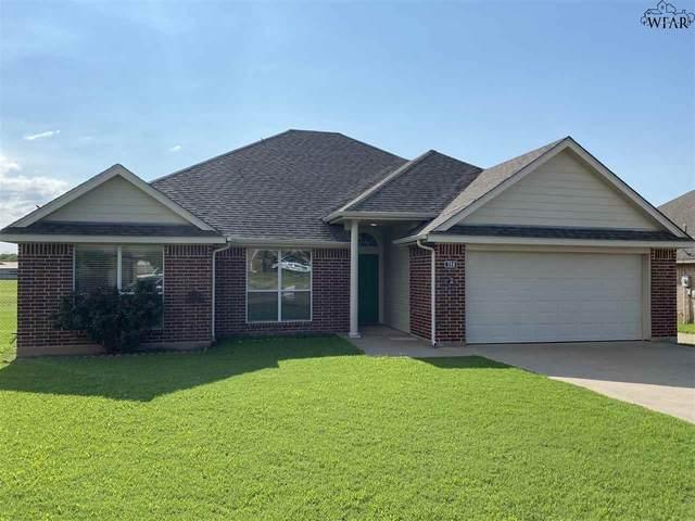 700 Aldine Court, Iowa Park, TX 76367 (MLS #161135) :: Bishop Realtor Group
