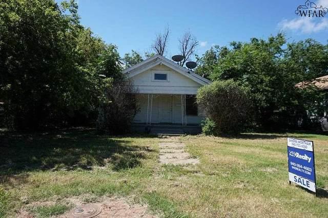 1609 Lucille Street, Wichita Falls, TX 76301 (MLS #161138) :: WichitaFallsHomeFinder.com