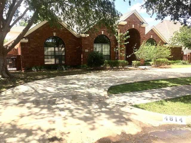 4814 Bridge Creek Drive, Wichita Falls, TX 76308 (MLS #161146) :: WichitaFallsHomeFinder.com