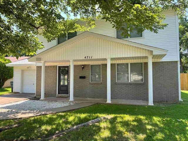 4711 Balboa Drive, Wichita Falls, TX 76310 (MLS #161154) :: WichitaFallsHomeFinder.com
