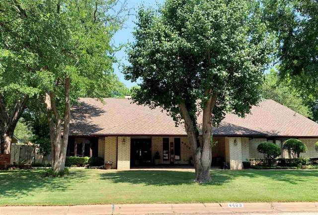 4409 Montego Drive, Wichita Falls, TX 76308 (MLS #161165) :: WichitaFallsHomeFinder.com