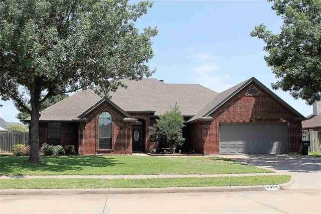 4504 Mallory Lane, Wichita Falls, TX 76309 (MLS #161179) :: Bishop Realtor Group