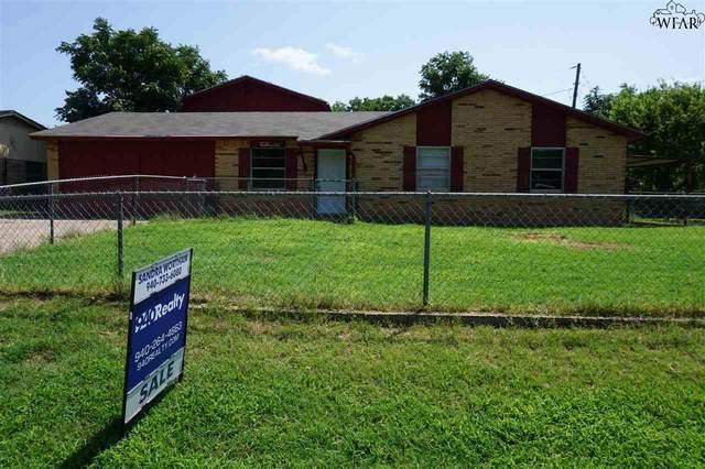 1403 Gunnison Drive, Wichita Falls, TX 76306 (MLS #161180) :: Bishop Realtor Group