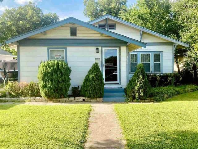 1710 Pearl Avenue, Wichita Falls, TX 76301 (MLS #161185) :: WichitaFallsHomeFinder.com