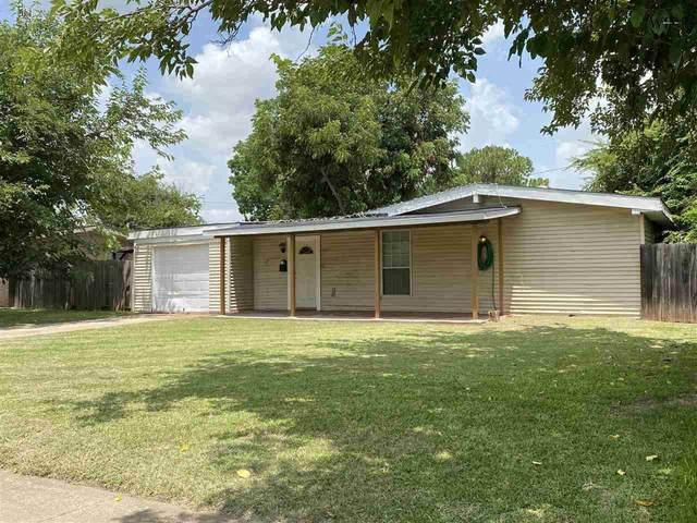 4108 Abbott Avenue, Wichita Falls, TX 76308 (MLS #161188) :: WichitaFallsHomeFinder.com