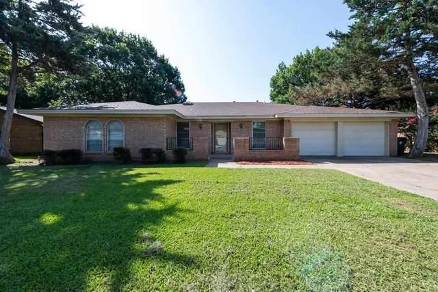 4317 Berwick Drive, Wichita Falls, TX 76309 (MLS #161189) :: Bishop Realtor Group