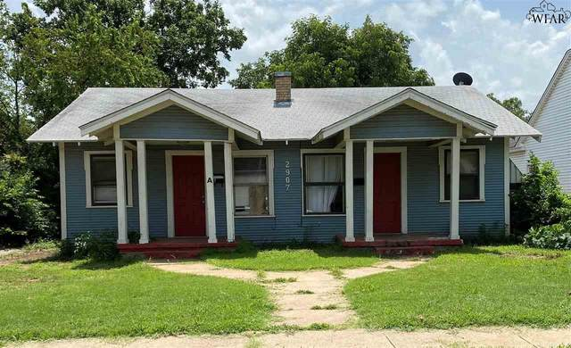 2907 Kessler Avenue, Wichita Falls, TX 76309 (MLS #161207) :: WichitaFallsHomeFinder.com
