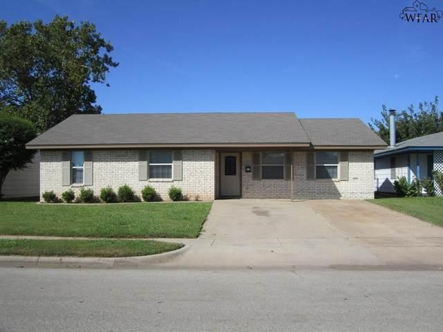 4422 Hughes Drive, Wichita Falls, TX 76310 (MLS #161208) :: WichitaFallsHomeFinder.com