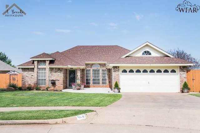 6 Northshore Circle, Wichita Falls, TX 76310 (MLS #161220) :: WichitaFallsHomeFinder.com