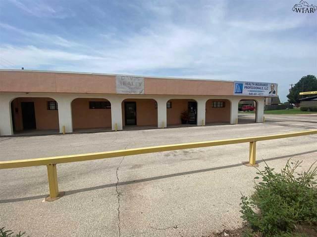 4017 Faith Road, Wichita Falls, TX 76308 (MLS #161225) :: Bishop Realtor Group