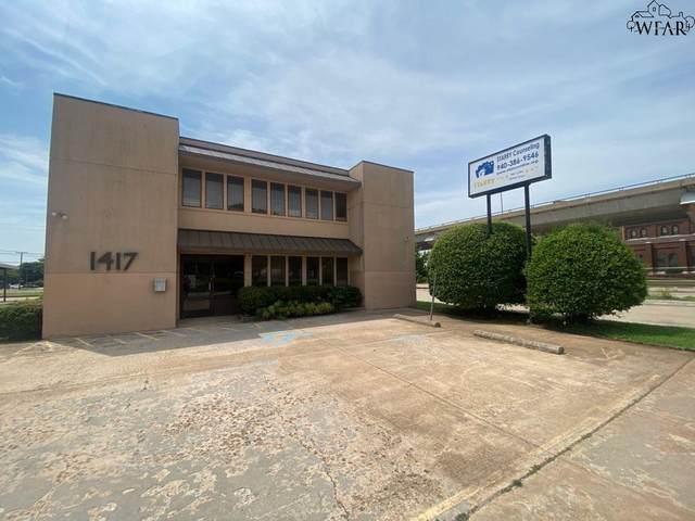 1417 9TH STREET, Wichita Falls, TX 76301 (MLS #161226) :: WichitaFallsHomeFinder.com