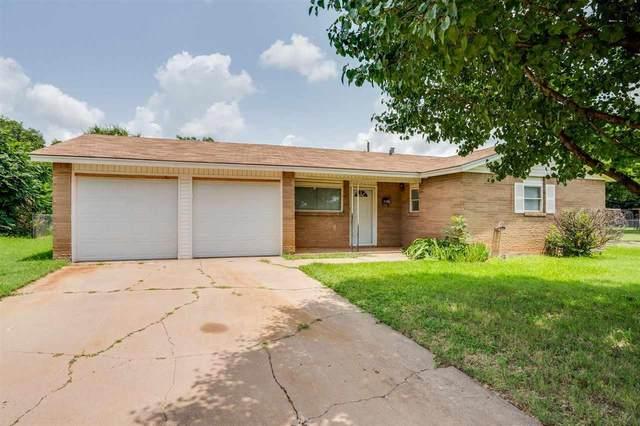 1100 W Cornelia Avenue, Iowa Park, TX 76367 (MLS #161240) :: WichitaFallsHomeFinder.com