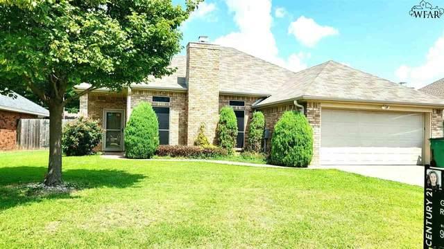 803 Corbin Drive, Burkburnett, TX 76354 (MLS #161257) :: Bishop Realtor Group