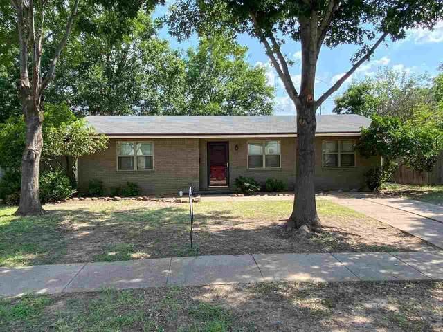 2819 Montgomery Place, Wichita Falls, TX 76308 (MLS #161259) :: WichitaFallsHomeFinder.com