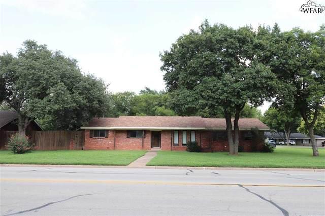 4029 Taft Boulevard, Wichita Falls, TX 76308 (MLS #161260) :: WichitaFallsHomeFinder.com