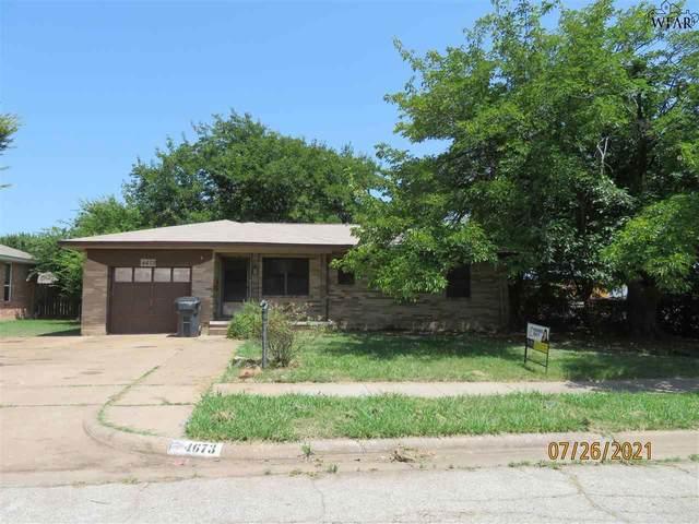 4673 Woodlawn Drive, Wichita Falls, TX 76308 (MLS #161261) :: WichitaFallsHomeFinder.com