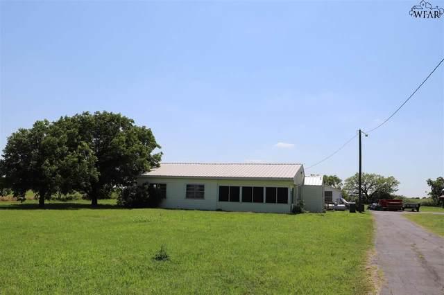 1644 Horseshoe Lake Road, Iowa Park, TX 76367 (MLS #161269) :: WichitaFallsHomeFinder.com
