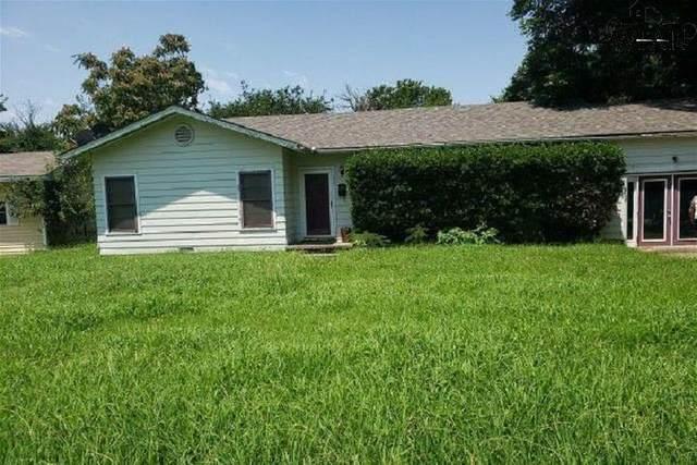 405 Roberts Street, Burkburnett, TX 76354 (MLS #161270) :: WichitaFallsHomeFinder.com