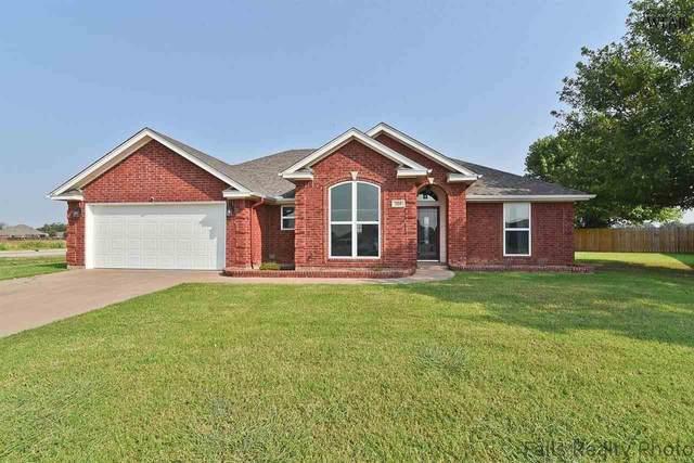 100 Chapman Circle, Burkburnett, TX 76354 (MLS #161272) :: Bishop Realtor Group