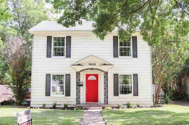 1905 Victory Avenue, Wichita Falls, TX 76301 (MLS #161273) :: WichitaFallsHomeFinder.com