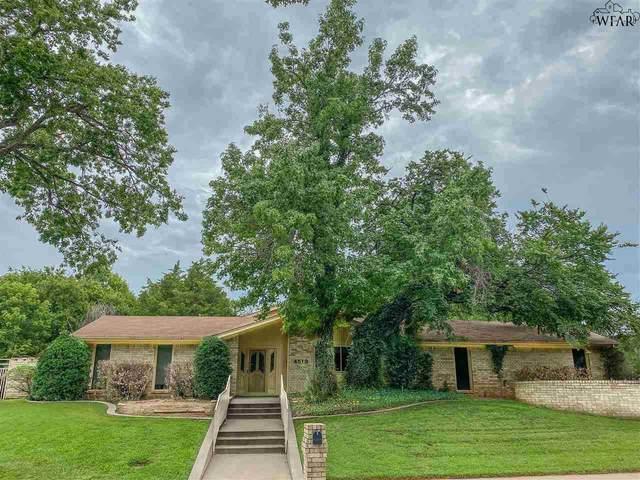 4513 Shady Lane, Wichita Falls, TX 76309 (MLS #161274) :: Bishop Realtor Group