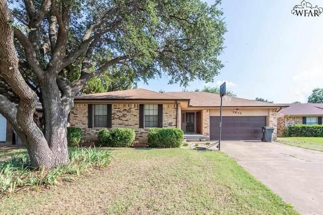 1615 Bert Drive, Wichita Falls, TX 76302 (MLS #161276) :: Bishop Realtor Group