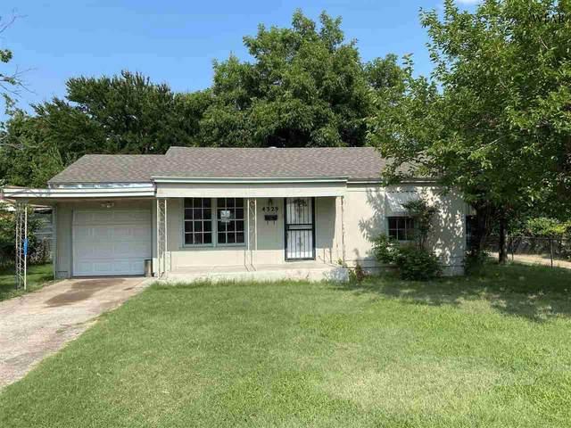 4329 Rhea Road, Wichita Falls, TX 76308 (MLS #161279) :: WichitaFallsHomeFinder.com