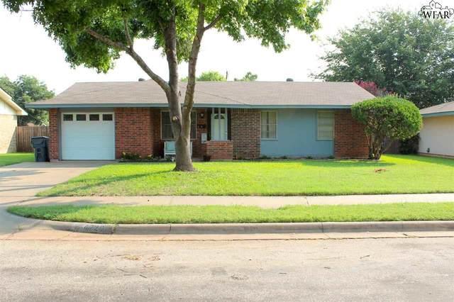 4729 Cape Cod Drive, Wichita Falls, TX 76310 (MLS #161294) :: WichitaFallsHomeFinder.com