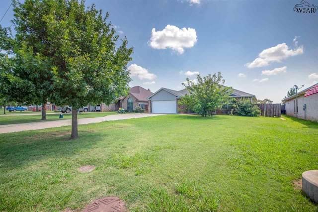 1309 N Victoria Avenue, Iowa Park, TX 76367 (MLS #161296) :: WichitaFallsHomeFinder.com