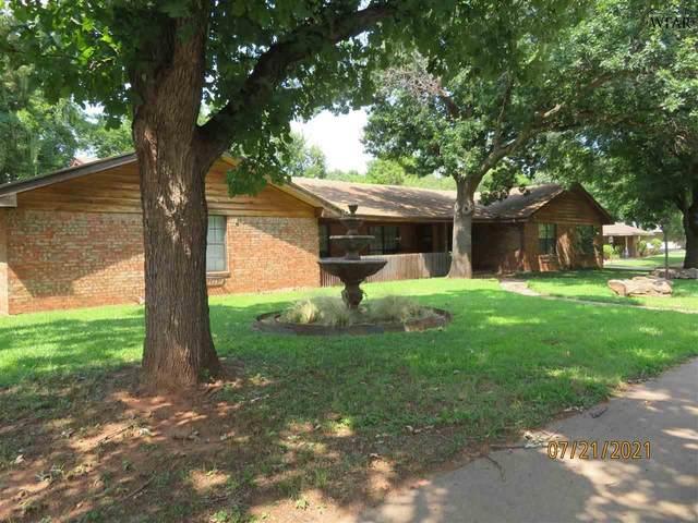 4514 Shady Lane, Wichita Falls, TX 76309 (MLS #161299) :: Bishop Realtor Group