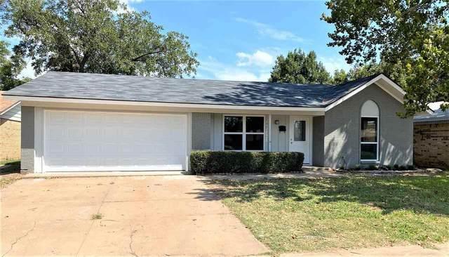4708 Langford Lane, Wichita Falls, TX 76310 (MLS #161311) :: WichitaFallsHomeFinder.com