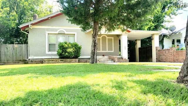 1635 Elizabeth Avenue, Wichita Falls, TX 76301 (MLS #161315) :: Bishop Realtor Group