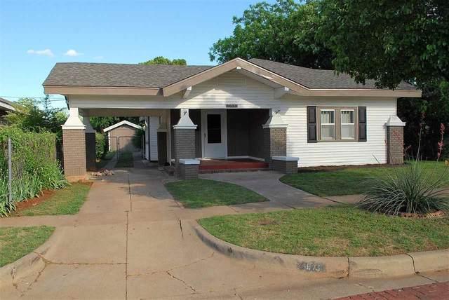 1613 Polk Street, Wichita Falls, TX 76309 (MLS #161316) :: Bishop Realtor Group