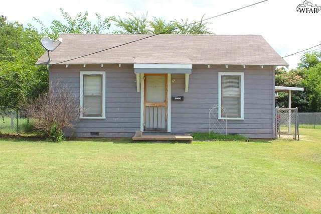 2403 Broad Street, Wichita Falls, TX 76301 (MLS #161318) :: WichitaFallsHomeFinder.com
