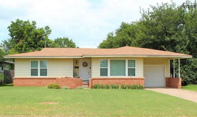 4724 Alamo Drive, Wichita Falls, TX 76302 (MLS #161322) :: WichitaFallsHomeFinder.com