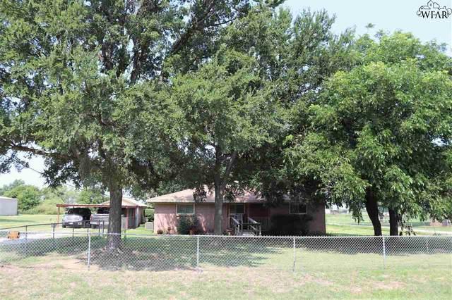 424 Sue Lane, Wichita Falls, TX 76305 (MLS #161323) :: WichitaFallsHomeFinder.com