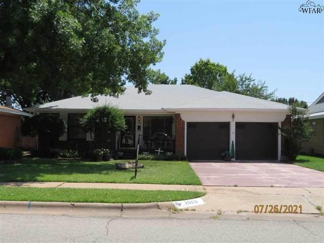 1609 Aldrich Avenue, Wichita Falls, TX 76302 (MLS #161326) :: Bishop Realtor Group